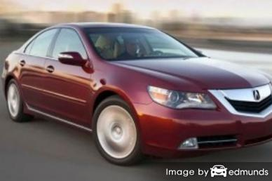 Cheapest Quotes For Acura RL Insurance In Santa Ana CA - Acura insurance