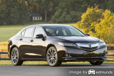 Discount Acura TLX insurance