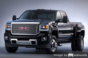 Insurance for GMC Sierra 3500HD